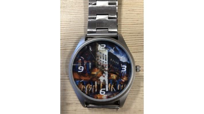 Montre bracelet Acier - Jean-Simon Bégin