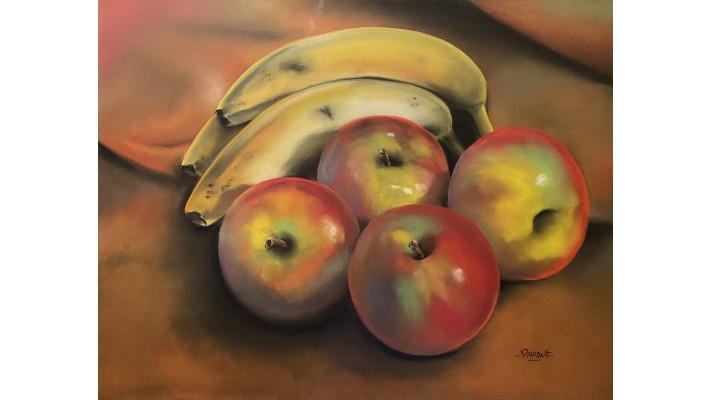 Napperons - Passion Fruits